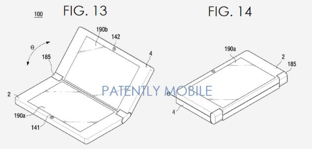 Un nuovo brevetto Samsung lascia pensare a un prossimo Galaxy Note pieghevole