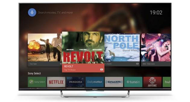 Sony mostra in video l'unboxing e alcune funzioni delle nuove Android TV