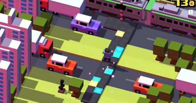 Crossy Road offrirà PSY come nuovo personaggio sbloccabile