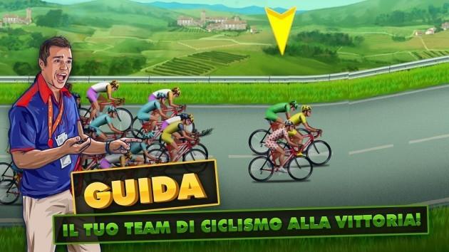 Il Tour de France 2015 arriva su Android grazie al nuovo gioco ufficiale