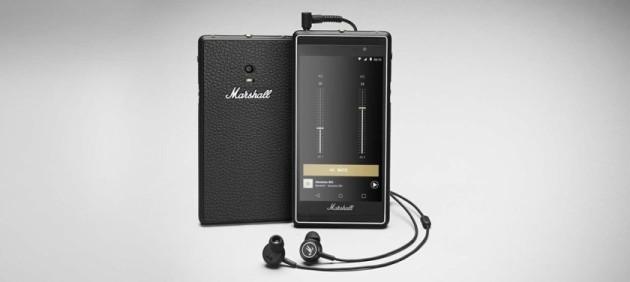 Marshall London è lo smartphone ideale per gli audiofili