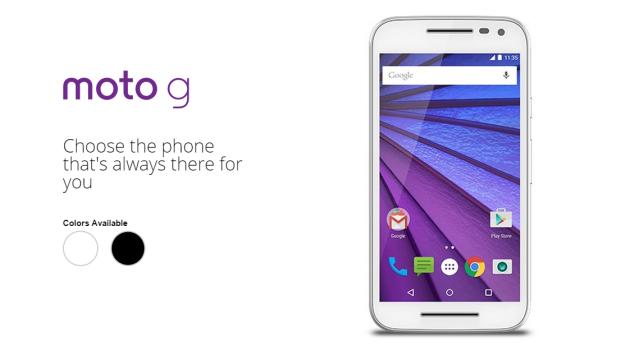 Motorola presenta ufficialmente il nuovo Moto G 2015 [UPDATE: esclusiva Vodafone in Italia]