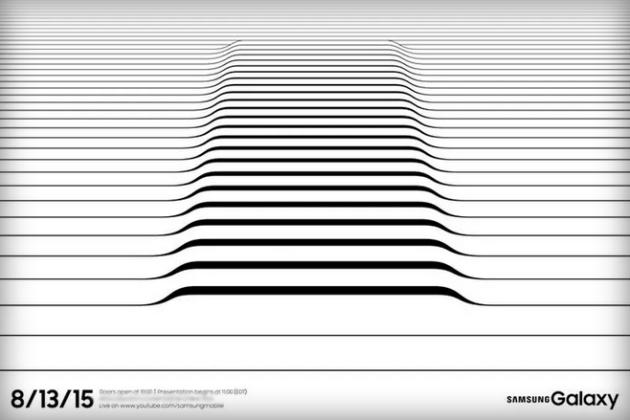 Samsung Galaxy Note 5 si mostra in altre foto