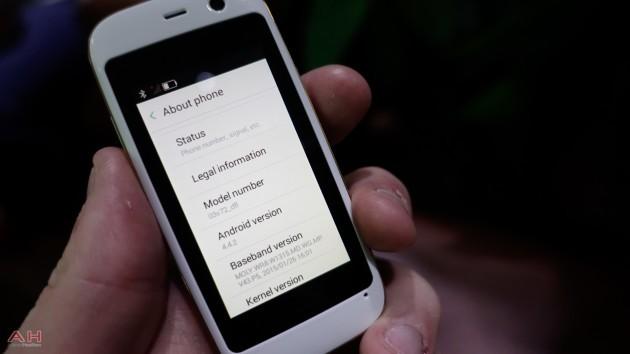 Elephone svela lo smartphone Android più piccolo del mercato