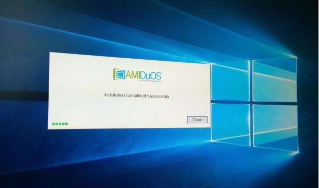 AMIDuOS porta Android Lollipop su PC e Tablet Windows