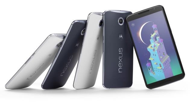 Nexus 6 a 459€: taglio di prezzo sul Google Store