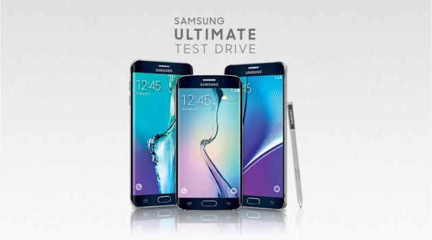 Ultimate Test Drive di Samsung: è già sold out