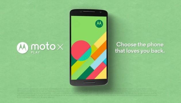Motorola Moto X Play scende a 329€ con garanzia italiana