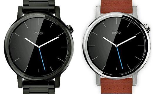 Motorola Moto 360 2: confermate le dimensioni Large e Small [UPDATE: Presentazione 8 Settembre]