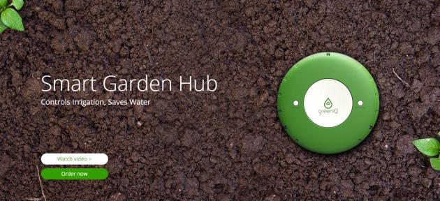 GreenIQ lancia Smart Garden Hub 3G