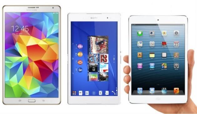 Tablet Android: la domanda è ancora in calo