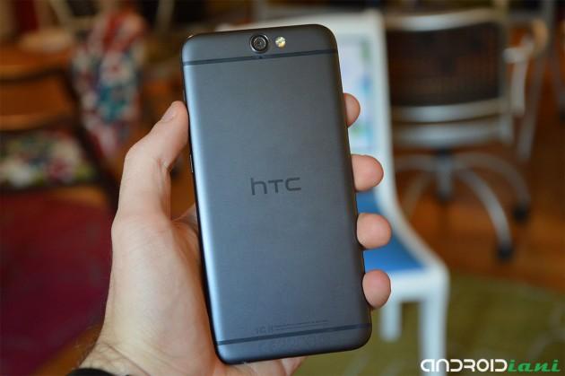HTC respinge le accuse: è stata Apple a copiare il design di One M7