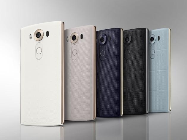LG V10 e la falla di sicurezza del sensore d'impronte digitali