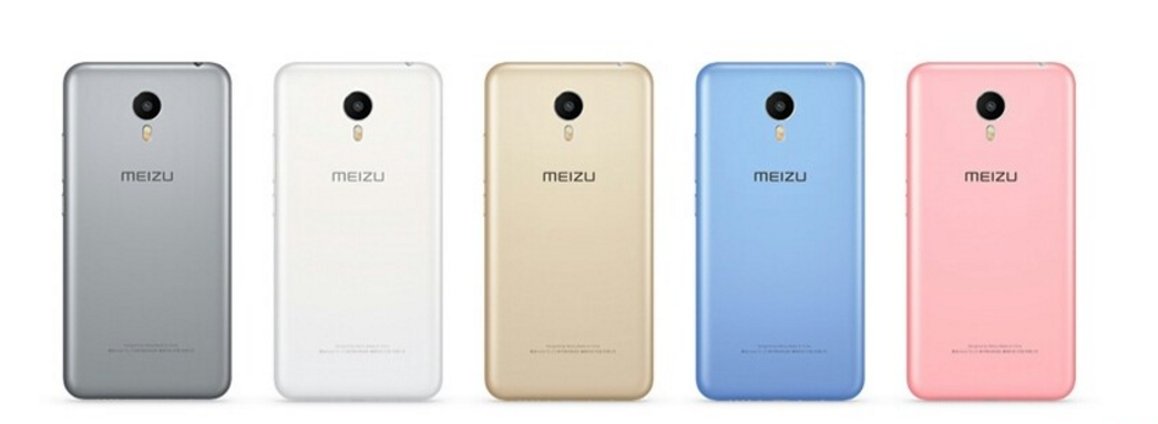 Meizu Unveils YunOS Powered Blue Charm Metal Smartphone   Androidheadlines.com