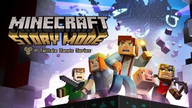 Minecraft Story Mode: ecco il trailer