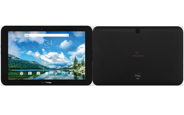 Verizon annuncia il nuovo Ellipsis 10: nuovo tablet Android da 299$