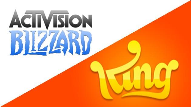 Activision Blizzard acquisice King per 5.9 miliardi di dollari
