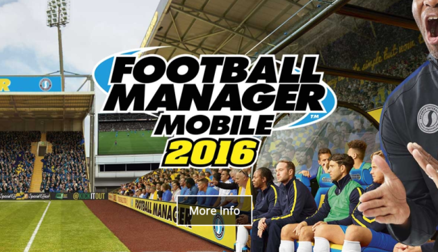 Football Manager Mobile 2016 debutta oggi su Android e iOS