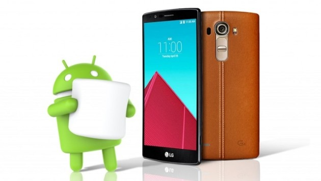 LG G4 brand TIM si aggiorna ad Android 6.0 Marshmallow