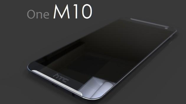 HTC One M10: display da 6