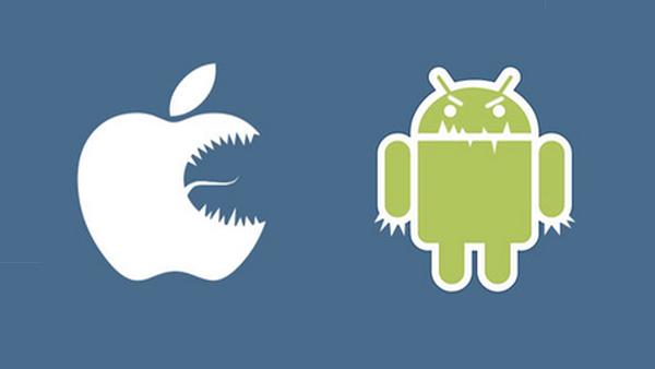 Android: applicazioni più sicure rispetto ad iOS