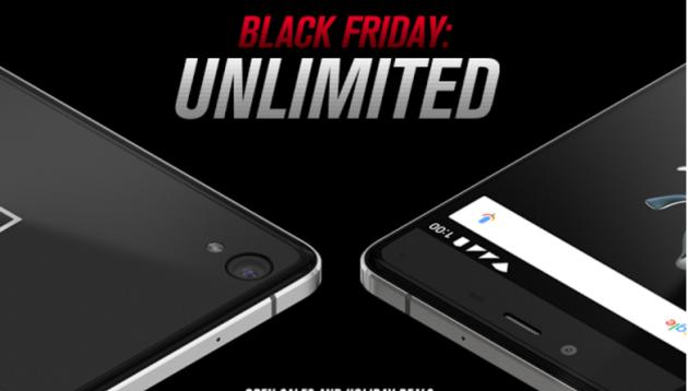 Black Friday OnePlus: anche OnePlus X disponibile senza invito