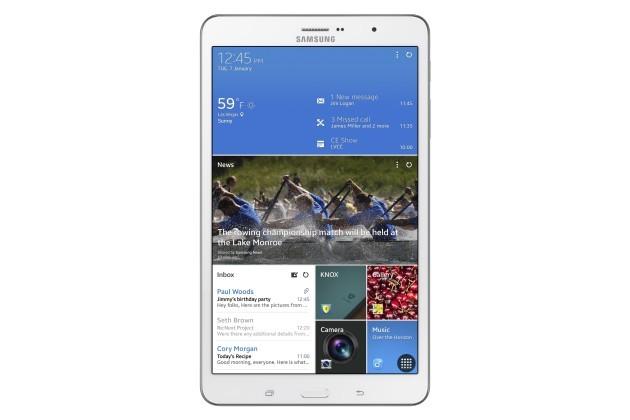 Samsung Galaxy Tab PRO 8.4 e Lollipop che non arriverà mai