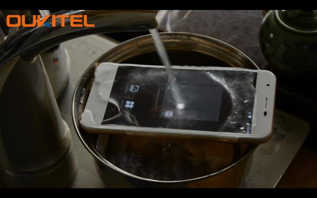 Oukitel U7 Pro, 70$ ed è pure waterproof