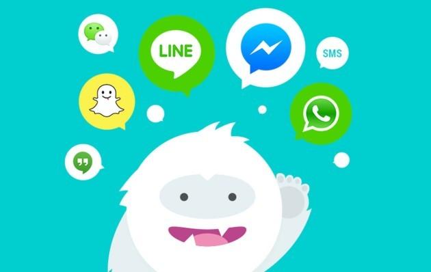 Dal 2013 ad oggi: ecco il mondo suddiviso per app di messaggistica istantanea
