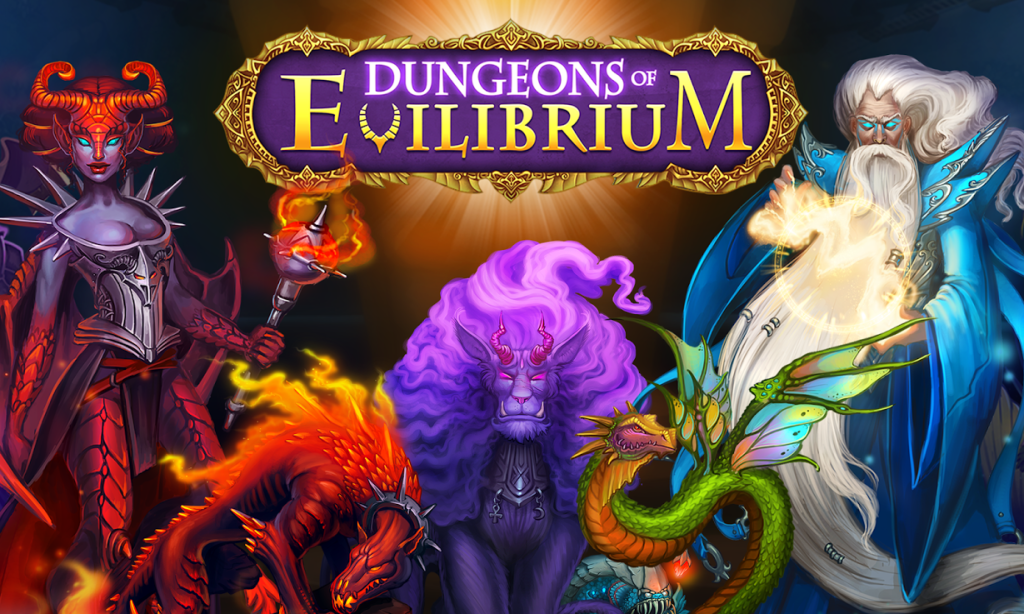 giochi dungeons of
