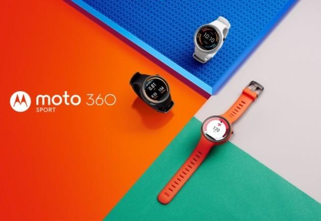 Motorola Moto 360 Sport arriverà in Europa il 18 Dicembre
