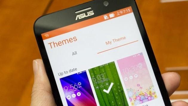 Asus: i temi per ZenUI arrivano sul Play Store