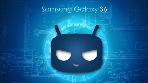 Galaxy S6: disponibile la CyanogenMod 13 - Unofficial