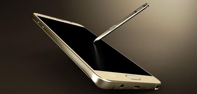 Samsung Galaxy Note 5 riceve un nuovo aggiornamento software