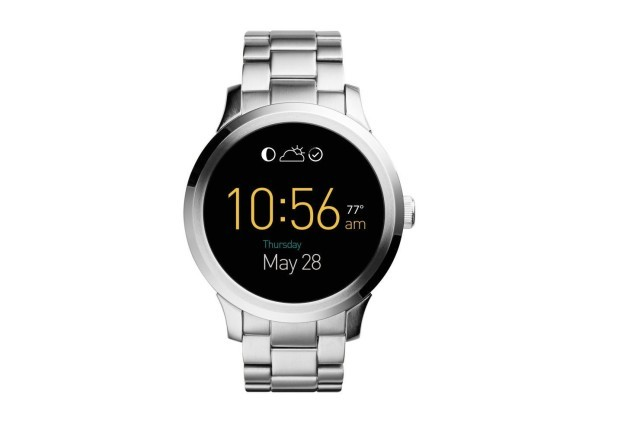 Fossil Q Founder: lo smartwatch Android Wear disponibile su Google Store