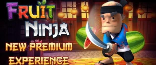 Fruit Ninja torna alle sue origini con l'ultimo aggiornamento