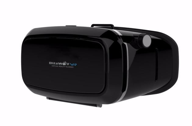 BlitzWolf BW-VR1: nuovo visore per la realtà virtuale da 27€