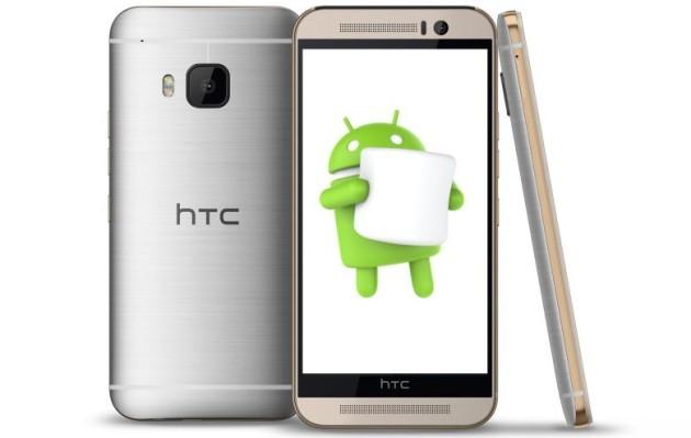 HTC One M9 inizia a ricevere Android 6.0 Marshmallow anche in Italia