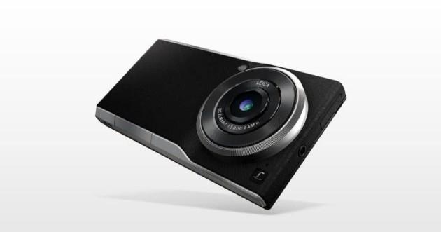 Panasonic Lumix DMC-CM10: svelata ufficialmente la nuova fotocamera con Android 5.0 Lollipop