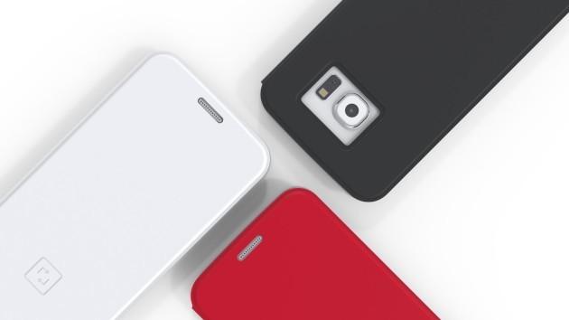 SlimType: nuova cover con tastiera QWERTY per Samsung Galaxy S6 e S6 Edge