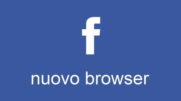 Facebook: sta arrivando il nuovo browser integrato