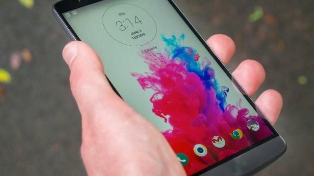 LG G3: falla di sicurezza rilevata in Smart Notice