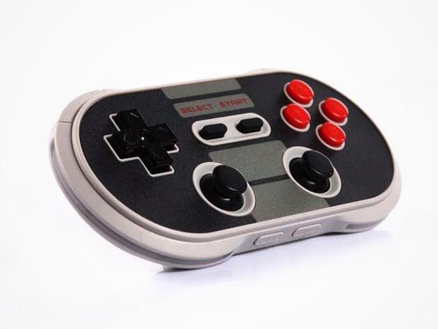 NES30 Pro è il pad bluetooth che ricorda la prima console Nintendo
