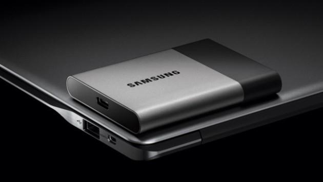 Samsung presenta il suo innovativo Portable SSD T3