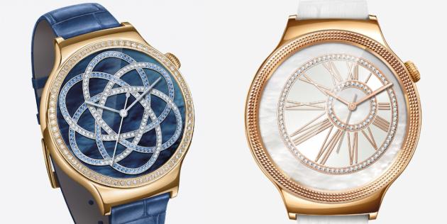 Huawei e Swarovski presentano i due nuovi smartwatch