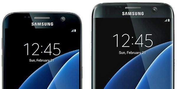 Samsung Galaxy S7 Edge si mostra in altre immagini