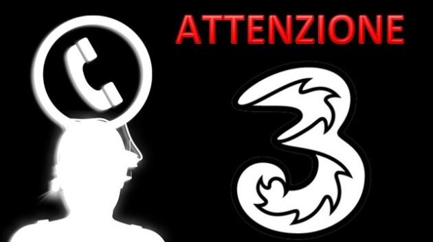 3 Italia: attenti alle chiamate di operatori non autorizzati