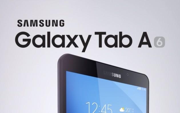 Samsung Galaxy Tab A: spuntano in rete nuove immagini
