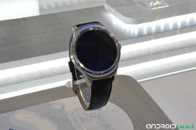 Haier presenta lo smartwatch Haier Watch