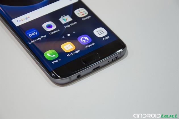 Samsung Galaxy S7, un bug causa il malfunzionamento dei tasti fisici
